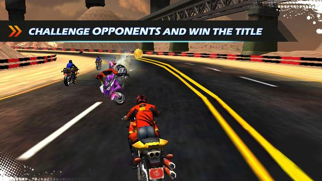 Bike Race 3D screenshot 5