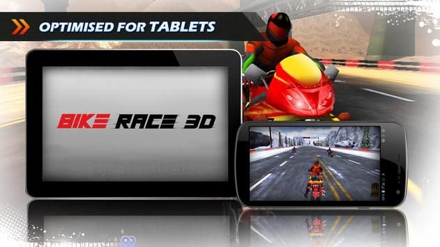 Bike Race 3D screenshot 7