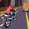 市バイクレーシング3D アイコン
