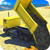 Truck Simulator - Construction icon