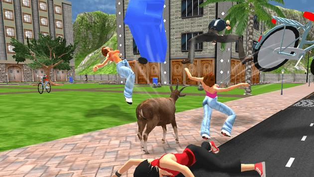 Goat Simulator Free screenshot 5
