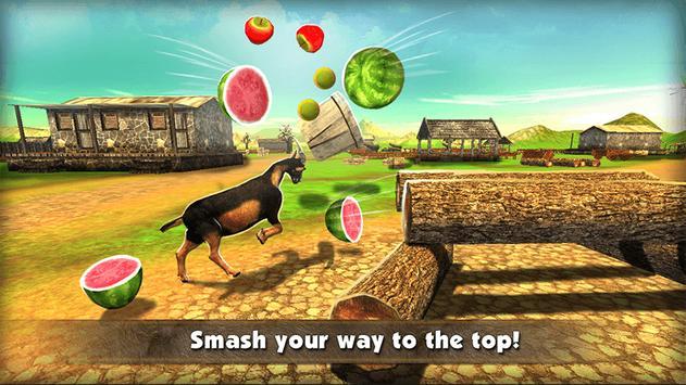 Goat Simulator Free screenshot 9