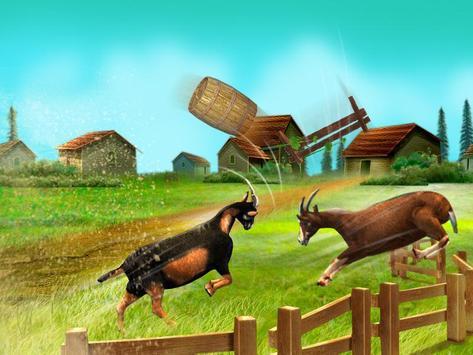Goat Simulator Free screenshot 10