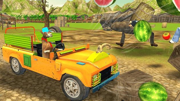 Goat Simulator Free screenshot 11