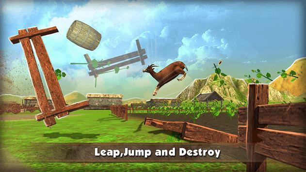 Goat Simulator Free screenshot 1