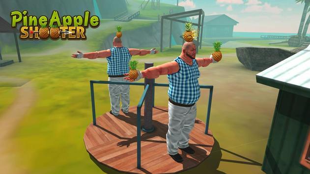 Pine Apple Shooter screenshot 1