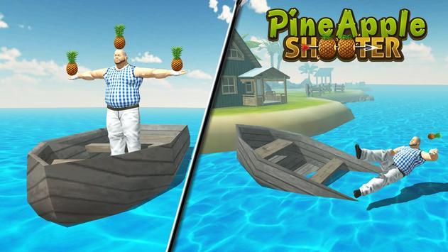 Pine Apple Shooter screenshot 2