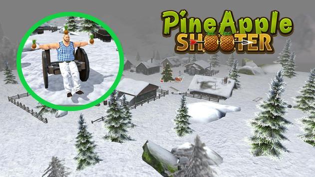 Pine Apple Shooter screenshot 4