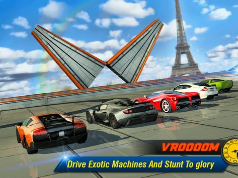 Reckless Stunt Cars poster
