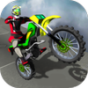 Stunt Bike Island icon