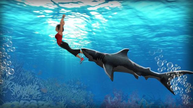 Shark Simulator 3d Game screenshot 3