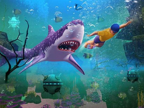 Shark Simulator 3d Game screenshot 10