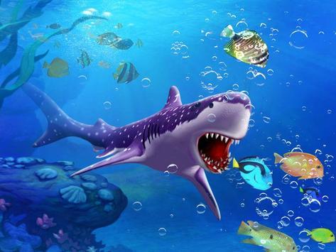 Shark Simulator 3d Game screenshot 12