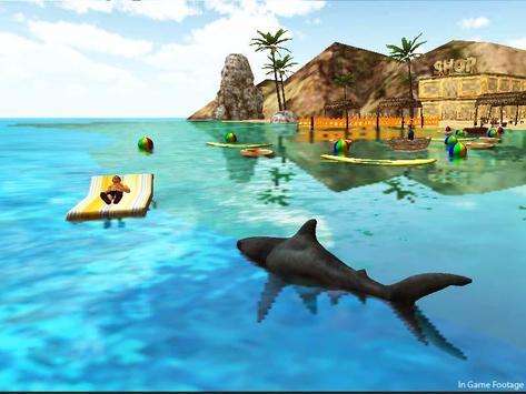 Shark Simulator 3d Game screenshot 14