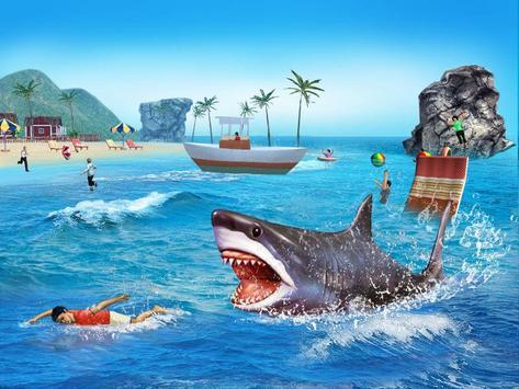 Shark Simulator 3d Game screenshot 1
