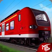 Train Driver Sim 2015 icon