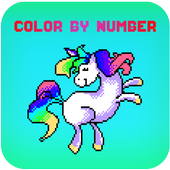 MTSI Color by Number: Coloring book - Pixel Art icon