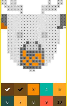 MTSI Color by Number: Coloring book - Pixel Art screenshot 3