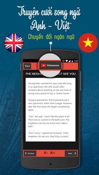 Learn Vietnamese by Stories apk screenshot