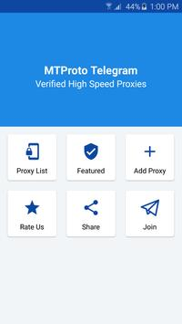 MTProxify - Telegram MTProto Proxies APK App - Free Download