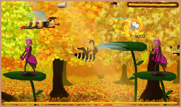 Justin the Bee - Super Runner screenshot 13