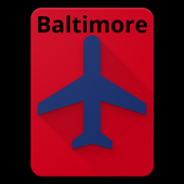 Cheap Flights from Baltimore icon