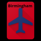 Cheap Flights from Birmingham icon