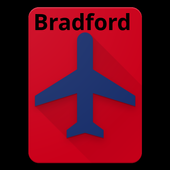 Cheap Flights from Bradford icon