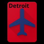 Cheap Flights from Detroit icon