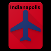 Cheap Flights Indianapolis icon