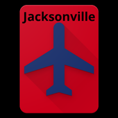 Cheap Flights Jacksonville icon