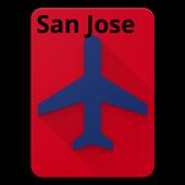 Cheap Flights from San Jose icon