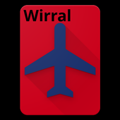 Cheap Flights from Wirral icon