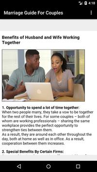 Marriage Guide For Couples screenshot 3