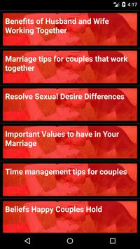 Marriage Guide For Couples screenshot 5