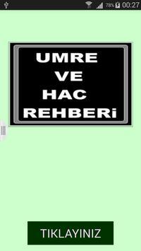 Umre Rehberi Hac Rehberi poster