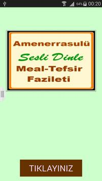 Amenerrasulu poster
