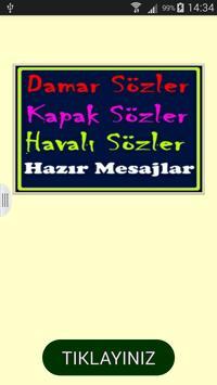 Damar Sözler Kapak Sözler poster