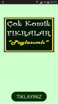 Çok Komik Fıkralar poster