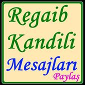 Regaib Kandili Mesajları icon