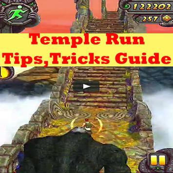 Cheats Guide Temple Run poster