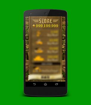 Cheats Guide Temple Run apk screenshot