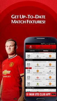 Man Utd Fixtures Calendar screenshot 4