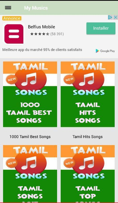 Best app to download tamil songs on android | Free Tamil