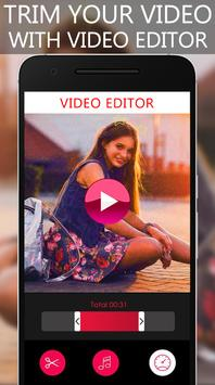 Video Editor with Music PRO apk screenshot