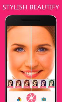 Perfect Selfie Camera Pro poster