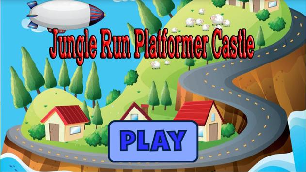 Jungle run platformer castle screenshot 4