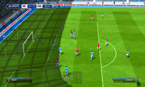 Hints Play FIFA 16 apk screenshot