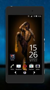 Muay Thai XpeRian Theme poster