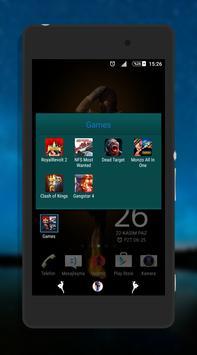 Muay Thai XpeRian Theme screenshot 2